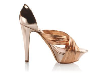 Delphina Platform Platforms italian shoes designer Sergio Rossi