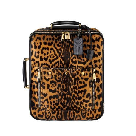 Yves Saint Laurent - US - Downtown Trolley - Handbags :  travel suitcase bag yves saint laurent