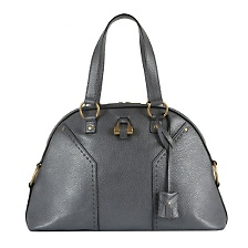 Yves Saint Laurent - Oversized Muse Top Handle Bag