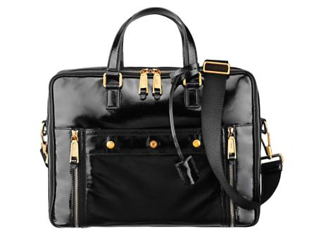 Yves Saint Laurent - US - Downtown Computer Case - Handbags :  laptop bag laptop case case laptop
