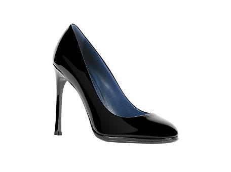 Yves Saint Laurent - US - Patent Leather 105 mm Pump - Shoes :  chic designer sexy heels