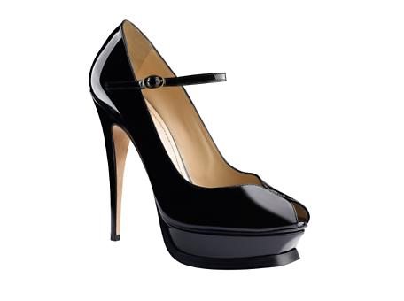 Yves Saint Laurent - US - Tribute Pump - Shoes :  chic patent women womens