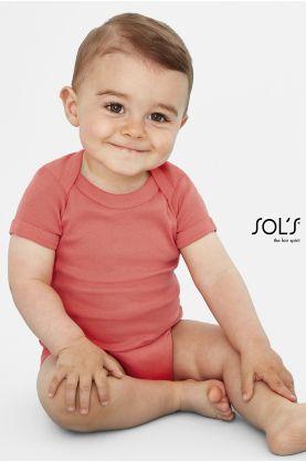 Bambino vauvojen body (T10) - Lasten mallisto SOL'S - 00583 - 1