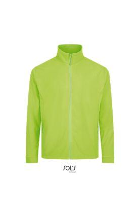 Nova Men neon microfleecetakki - Fleece & Softshell - 00586-NEON - 1