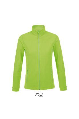 Nova Women neon microfleecetakki - Fleece, Softshell, College - 00587-NEON - 1
