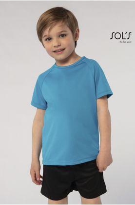 Sporty Kids tekninen paita (T10) - Lasten mallisto SOL'S - 01166 - 1