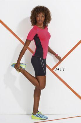 Chicago Naisten Juoksu Shortsit - Running - 01413 - 1