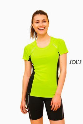 Sydney Naisten Juoksu T-paita - Urheiluvaatteet - T-0972 - 1