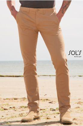 Jules Miesten Housut - Housut & Shortsit  SOL'S - 01424 - 1