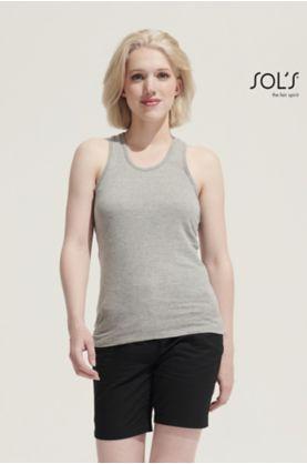 Justin Women Toppi - T-paidat muut - 01826 - 1