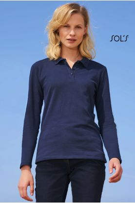 Perfect LSL Women pikee Colour - Pikeepaidat SOL'S - 02083 - 1