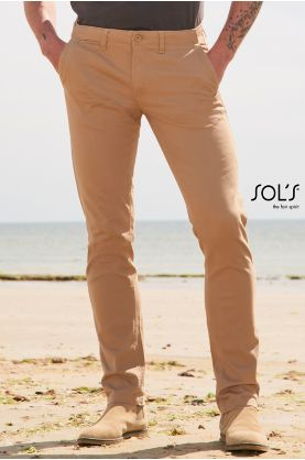 Jules Miesten Housut - pituus 35 - Housut & Shortsit  SOL'S - 02120 - 1