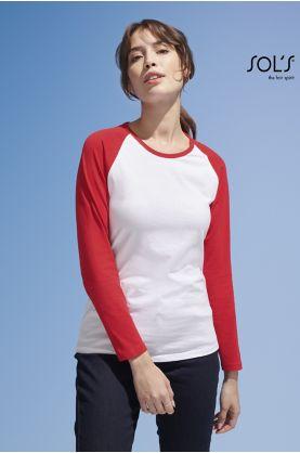Milky LSL naisten T-paita (T5) - T-paidat muut SOL'S - 02943 - 1