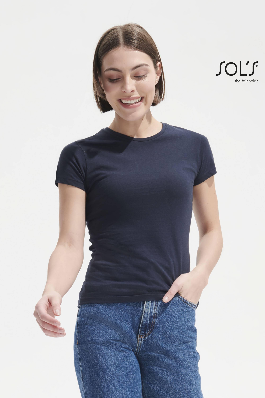 Sol 39 s miss senhora oficina da t shirt for Sol s t shirt