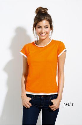Moorea Naisten T-paita - SOL'S Outlet - 11570 - 1