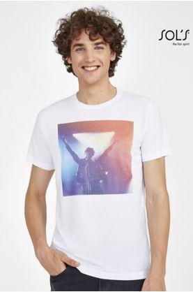 Sublima tekninen T-paita White - T-paidat muut - 11775 - 1