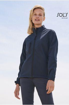 Roxy Softshell Naisten takki - Fleece, Softshell, College - 46800 - 1