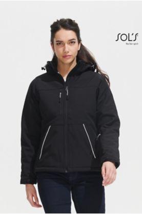 Rock Women winter softshell - Fleece, Softshell, College - 46804 - 1