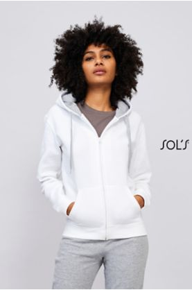 Soul naisten huppari - Colleget & Hupparit SOL'S - 47100 - 1