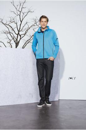 New Look miesten ultrafleece takki - Fleece, Softshell, College - 52500 - 1