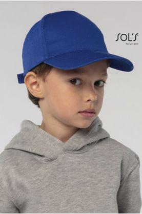 Sunny Kids baseball lippis (T25) - Lasten mallisto SOL'S - 88111 - 1
