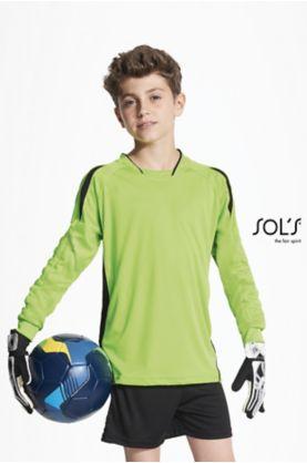 Azteca Kids maalivahdinpaita lapsille - Team Sport  Urheilumallisto - 90209 - 1